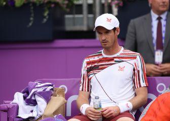 Murray tiene fe en Federer