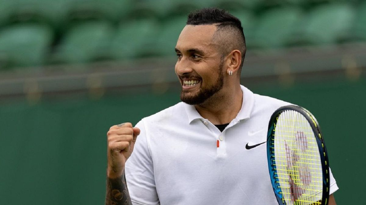 """Kyrgios:-""""Wimbledon?-For-me-it's-a-vacation"""""""