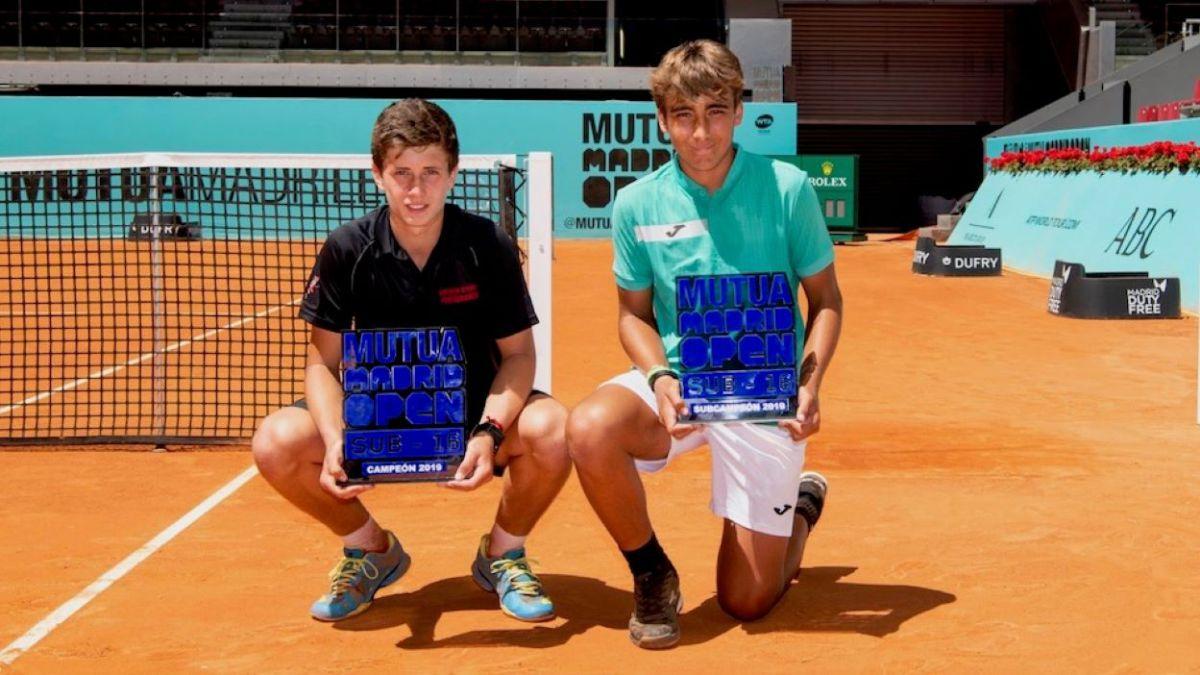 Four-representatives-of-the-'Armadita'-in-the-junior-tournament
