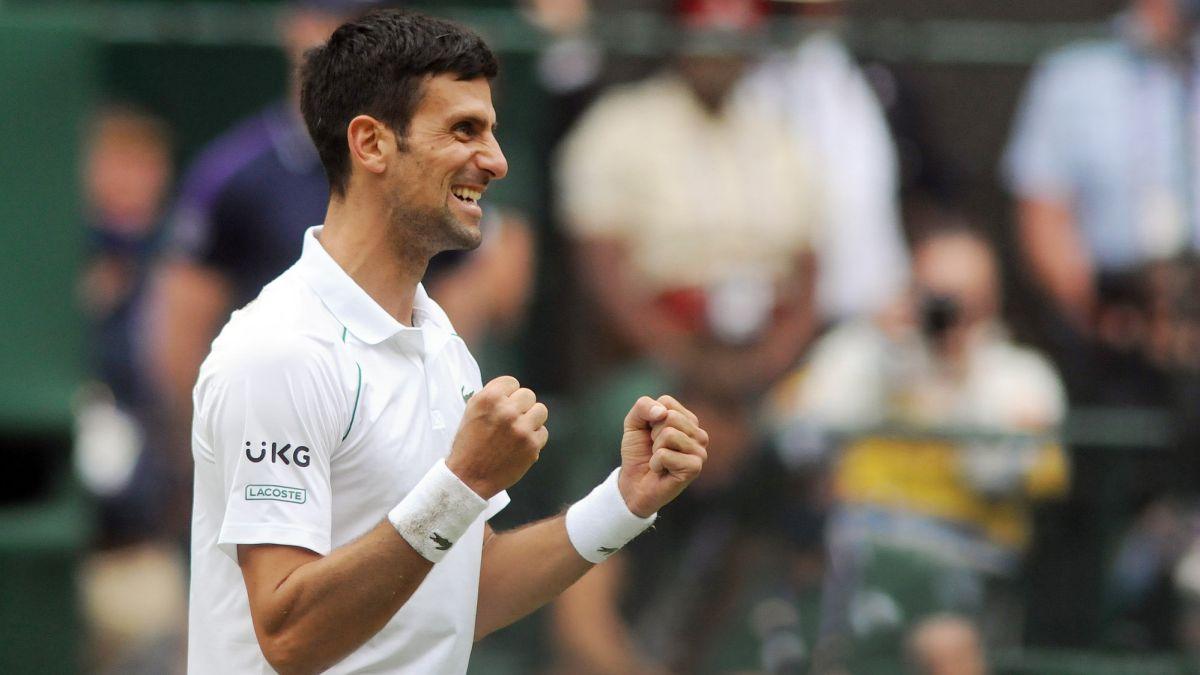 """Djokovic-gets-into-the-Finals-and-says-he-is-""""the-best"""""""