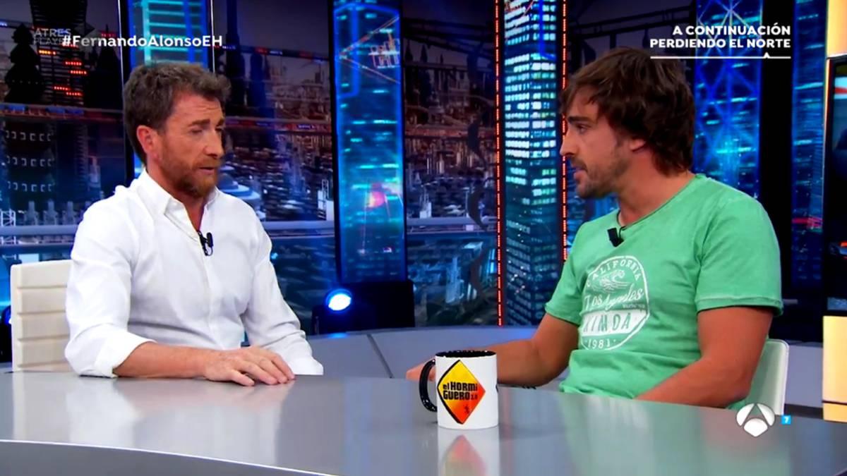 Fernando alonso explica su famoso meme de la silla - La silla de fernando ...