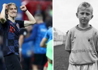 La durísima infancia de Modric marcada por los horrores de la guerra de los Balcanes