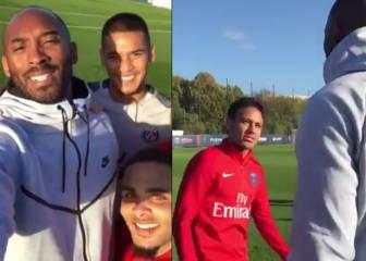"""Neymar, Mbappé... y ahora el PSG """"ficha"""" a Kobe Bryant"""