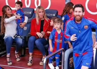 Lionel Messi apuesta por el hijo de Luis Suárez