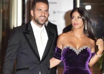 Cesc Fàbregas le pide matrimonio a Daniella Semaan