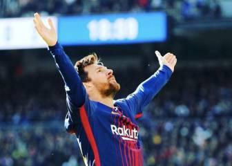 Messi: 40 horas de documental del jugador del FC Barcelona