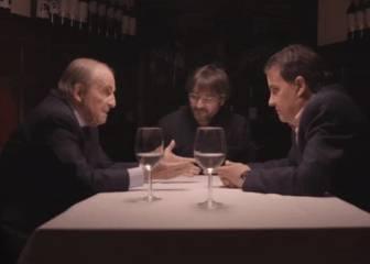 José María García y De La Morena recuerdan su 'guerra mediática'