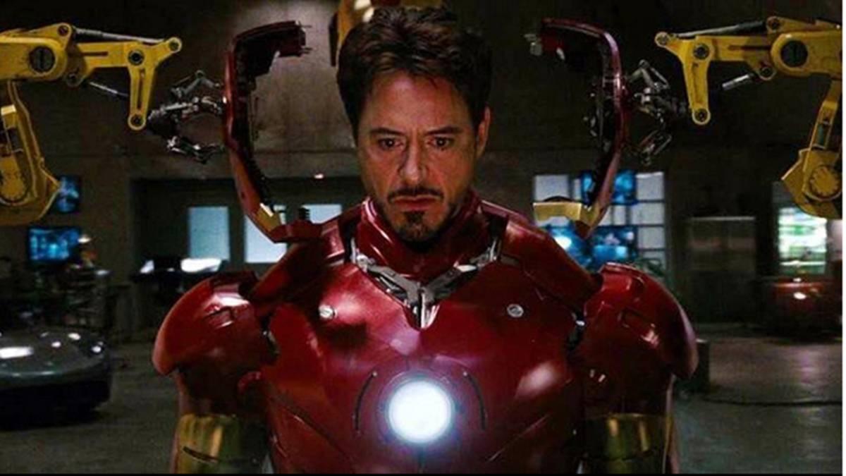 "Imà Genes De Iron Man: Roban La Armadura Original De ""Iron Man"" Valorada En"