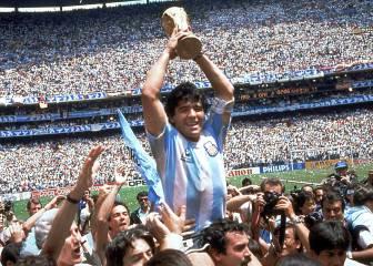 Confirmado: Amazon Prime hará la serie de Maradona