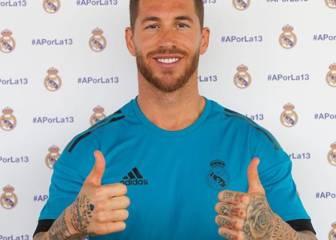 Sergio Ramos explica el significado de sus tatuajes