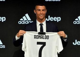 Cristiano Ronaldo es la cara de un papel higiénico en Nápoles