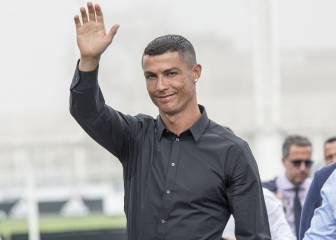 Cristiano Ronaldo dejó una propina de 20.000 euros a su hotel de Grecia