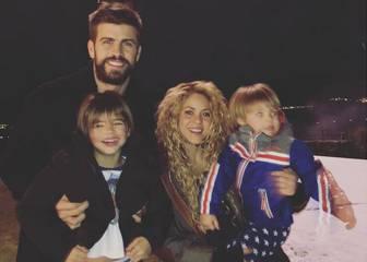 Los hijos de Shakira y Piqué a debate en redes por saber a quién se parecen