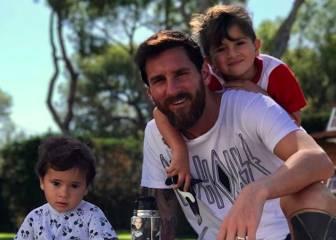 Messi cambia Argentina por el chiringuito