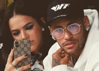 Los motivos de la ruptura de la pareja Neymar-Bruna