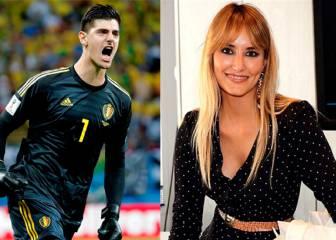 """Alba Carrillo y Thibaut Courtois son pareja: """"Nos estamos conociendo"""", dice ella"""