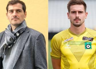 El mensaje de Casillas al portero belga Miguel Van Damme, que sufre leucemia