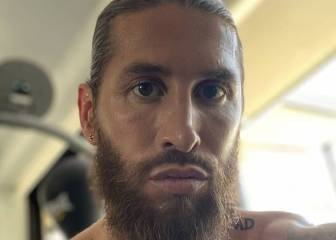 Sergio Ramos suma ocho nuevos tatuajes: uno de ellos, dedicado a Máximo Adriano