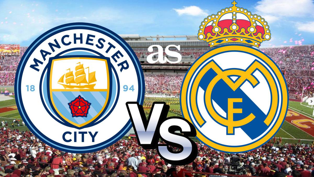How do Manchester City beat Real Madrid at the Bernabeu?   Man City-real Madrid