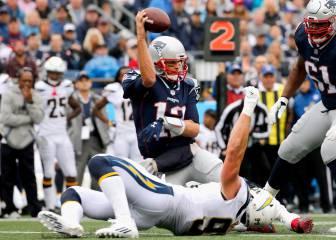 Joey Bosa bate el récord de más sacks en 20 partidos NFL