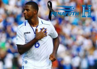 Muere el futbolista hondureño Juan Carlos García