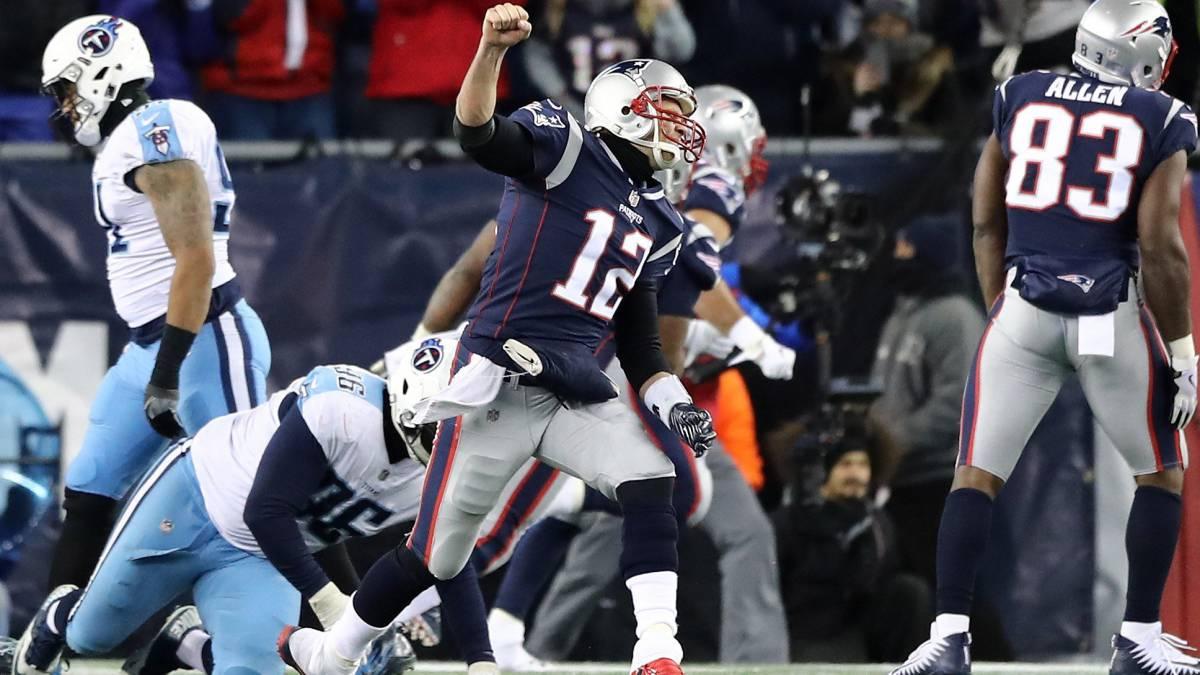 Nfl Playoffs Patriots Pasan Caminando Al Juego Por El Campeonato