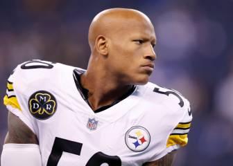 Ryan Shazier quiere volver a jugar en la NFL