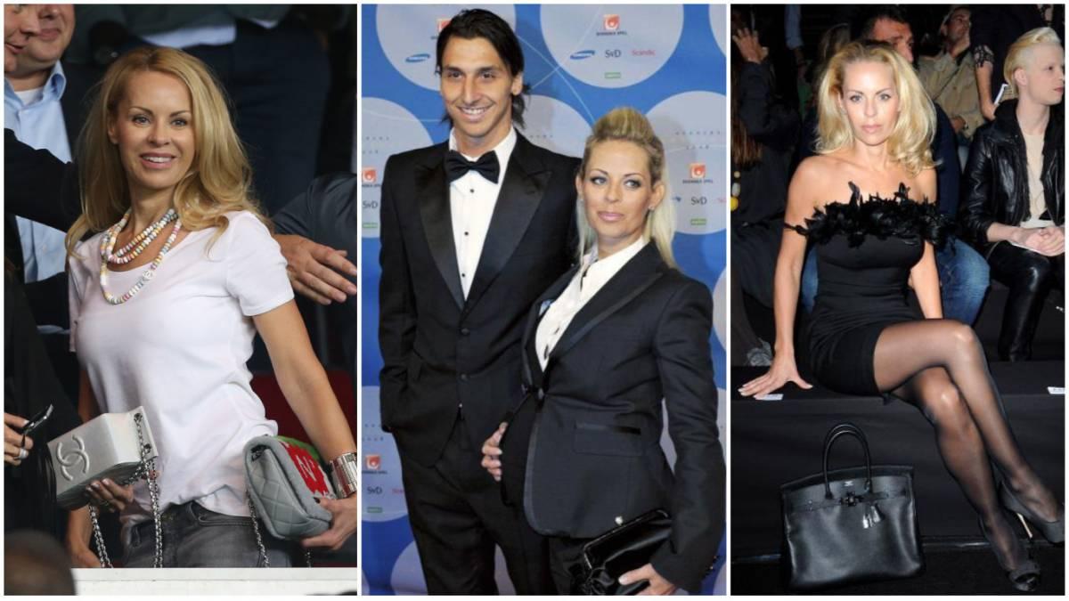 Asi Vive Helena Seger La Esposa De Zlatan Ibrahimovic As Usa