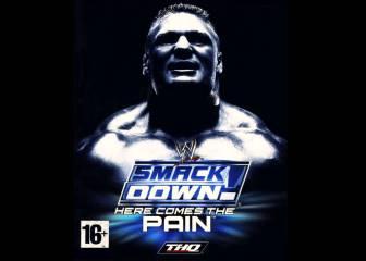 Smackdown Here Comes the Pain: el mejor juego de la WWE