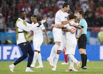 El Mundial con la remontada más tardía desde Italia 90