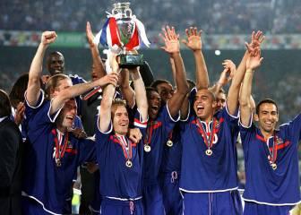 Francia a 20 años de su primer campeonato mundial