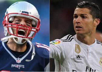 ¿Tom Brady y Cristiano Ronaldo en un mismo proyecto?