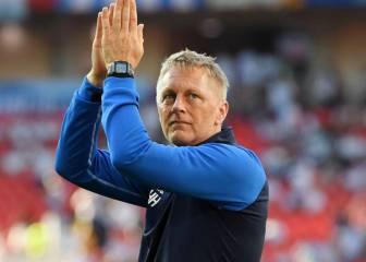 Heimir Hallgrímsson dejó de ser técnico de Islandia