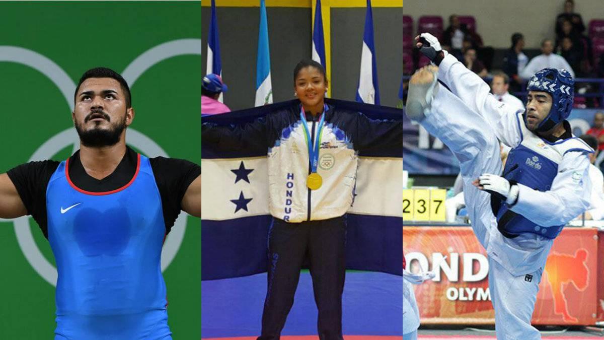 Resultado de imagen para atletas en barranquilla 2018 honduras