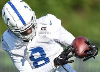 Se encienden los focos rojos en los Colts por las lesiones