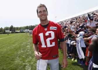 """Brady dice estar """"generalmente frustrado"""""""