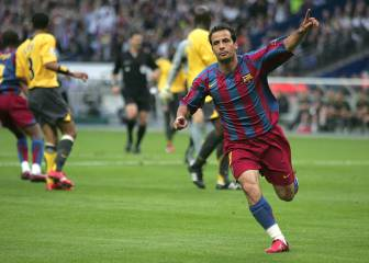 ¿Qué fue de Ludovic Giuly?