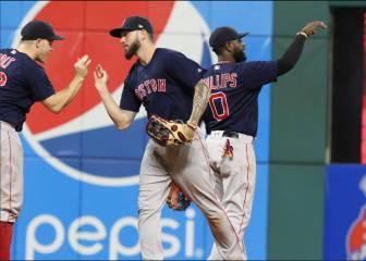 Los Red Sox igualan el mejor récord de su historia