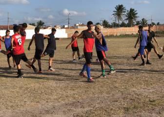 La increíble falta de recursos en un club brasileño