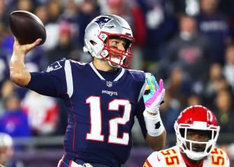 Tom Brady no se cansa, impuso nuevo récord en la NFL