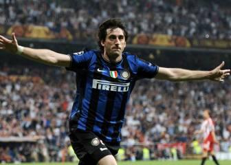 ¿Qué fue de Diego Milito, ex estrella del Inter de Milán?