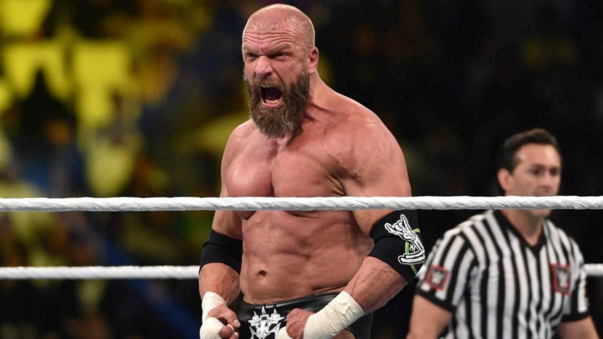 Resultado de imagen para Triple H
