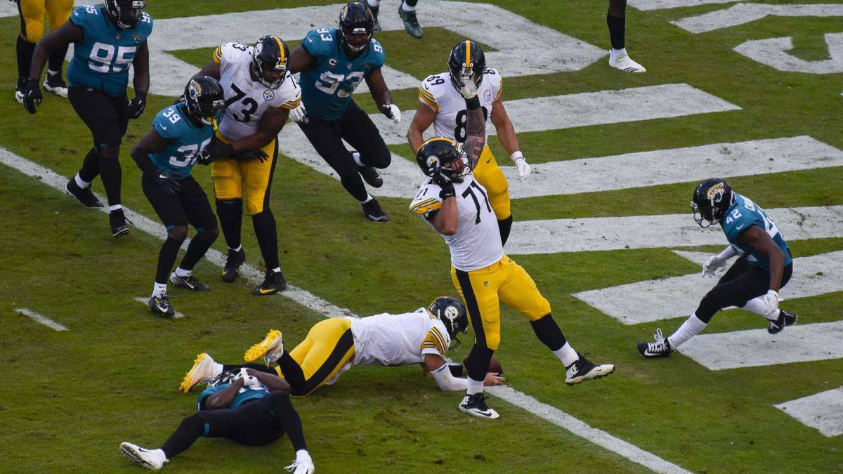 949b9f8f30529 Lo mejor y lo peor de la semana 11 de la NFL  Steelers y Smith - AS USA