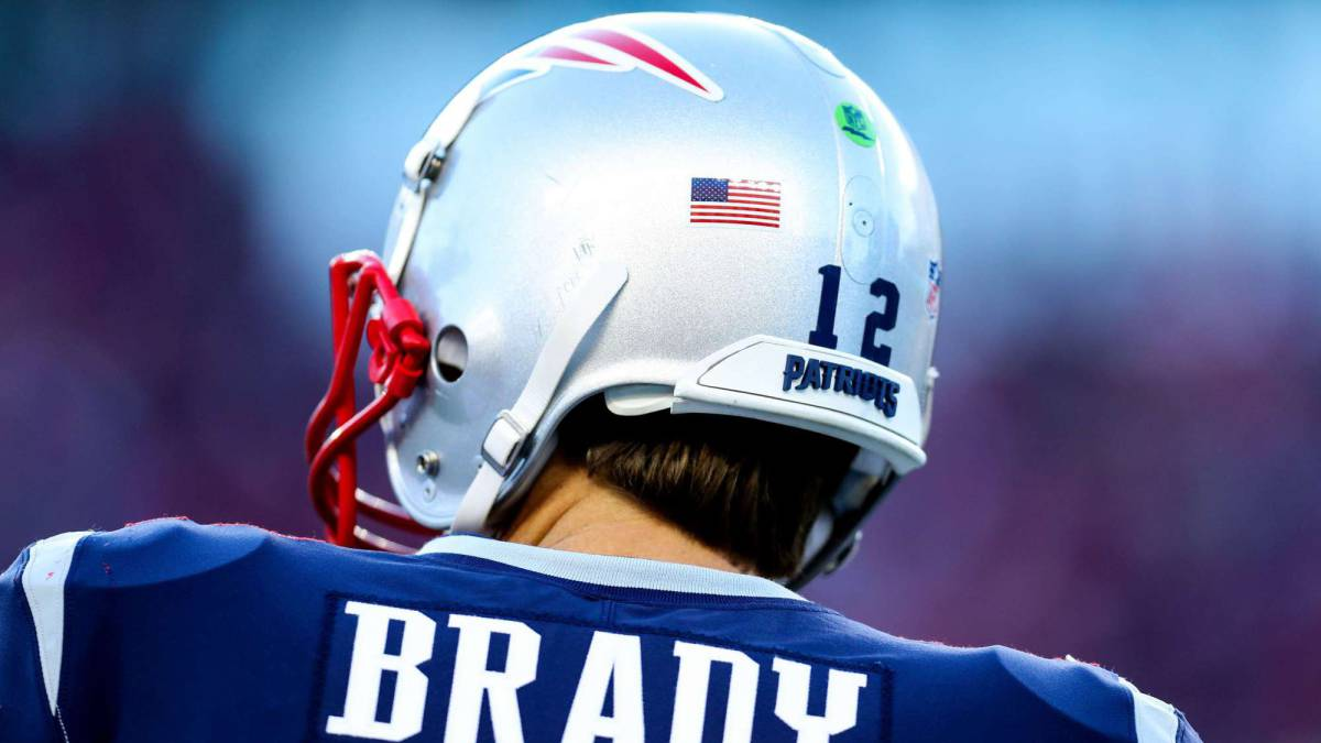 Tom Brady lidera la lista de jerseys vendidos en 2018 - AS USA e86ea361bb0