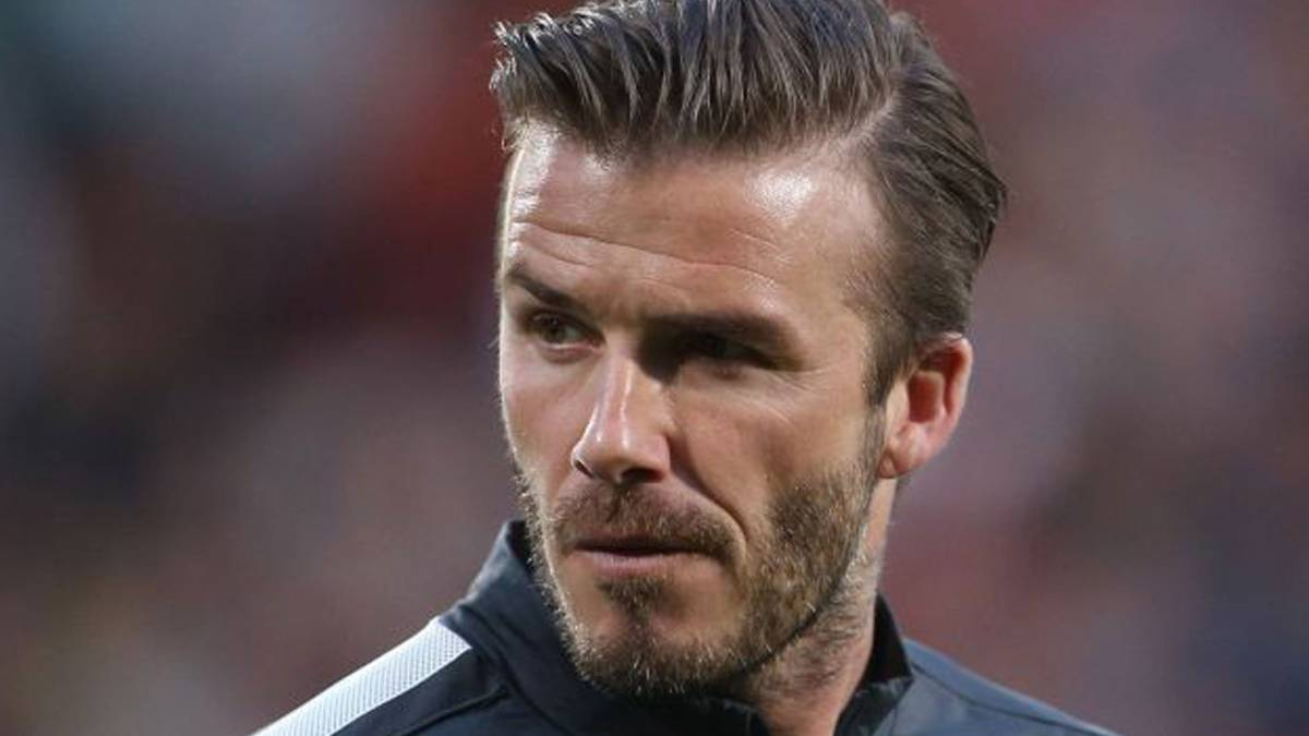 La Galaxy Will Present A Statue Of David Beckham In His Stadium As Usa