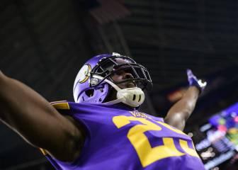Vikings arranca la Semana 8 con triunfo en Minnesota