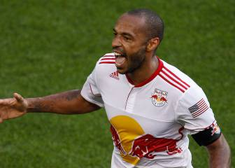 Thierry Henry vuelve a la MLS