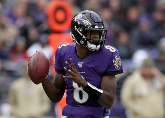 Sí, Lamar Jackson es el MVP y Ravens el mejor de la NFL