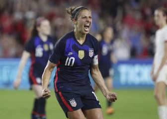 US Soccer envía propuesta de igualdad salarial a USA femenil