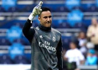 """""""Keylor Navas es una leyenda del Real Madrid"""""""